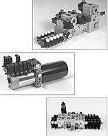Гидрораспределитель FP Hydraulique HDE 3DF