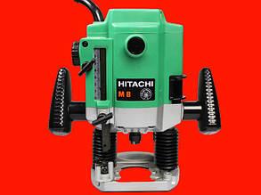 Ручной фрезер по дереву Hitachi M8V(S) цанга 8 мм