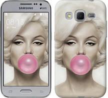 "Чехол на Samsung Galaxy Core Prime G360H Мэрлин Монро ""1833c-76-481"""