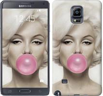 """Чехол на Samsung Galaxy Note 4 N910H Мэрлин Монро """"1833c-64-481"""""""