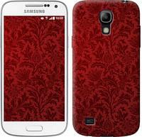 "Чехол на Samsung Galaxy S4 mini Чехол цвета бордо ""2659c-32-481"""