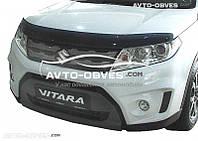 Дефлектор капота для Suzuki Vitara 2015-...