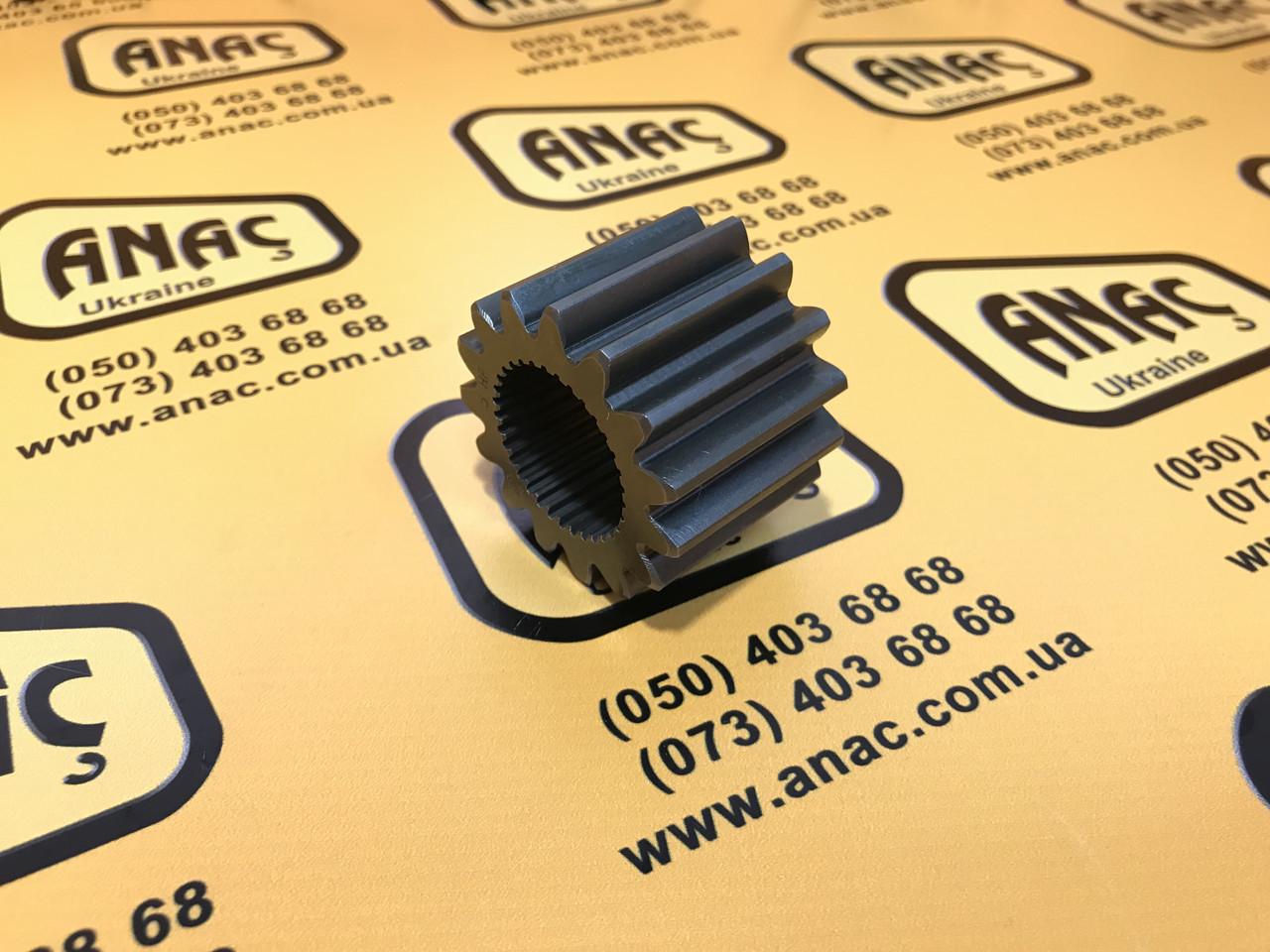 454/07401, 450/12403 Шестерня бортового редуктора (солнечная) на JCB 3CX, 4CX