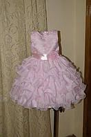 Детское нарядное платье Рюшики - киев, троещина