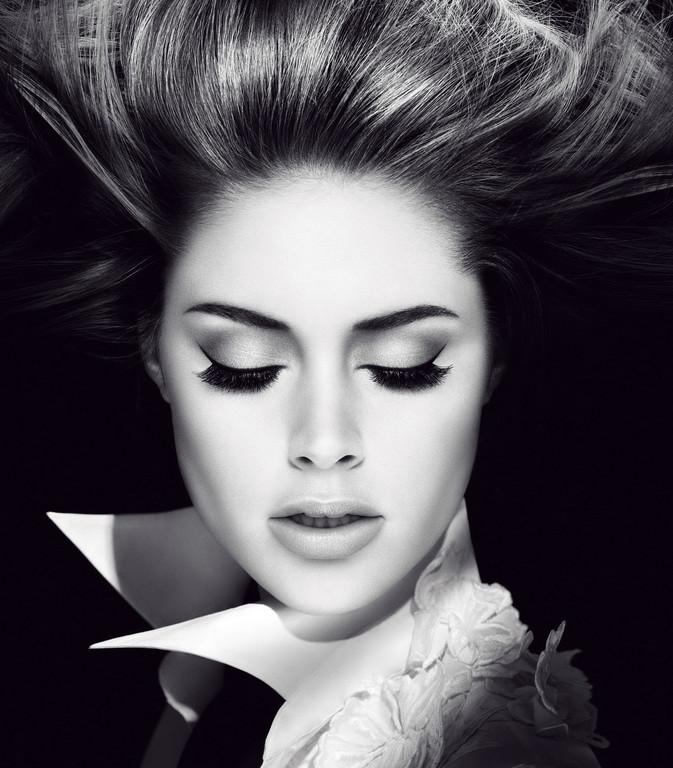 """Уроки макияжа - Секреты """"правильных"""" стрелок с гелевой подводкой Chanel (Шанель)"""