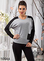 Женский модный свитшот  -  10944 р-р S   M женская одежда  в интернет магазине. Украина