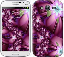 """Чехол на Samsung Galaxy Grand I9082 Цветочная мозаика """"1961c-66-481"""""""