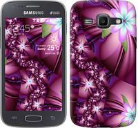 "Чехол на Samsung Galaxy Ace 3 Duos s7272 Цветочная мозаика ""1961c-33-481"""
