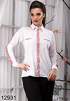 Женская блуза  в  полоску  -  12931 р-р S   M   L   XL женская одежда от производителя , Украина