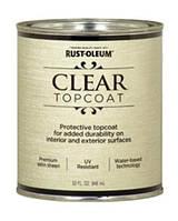 Акриловый финишный лак, Top Coat, 0.946 litre, Rust Oleum