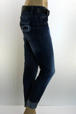 Жіночі джинси  boyfriend Descartes, фото 2