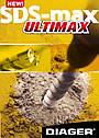 Бур Diager ULTIMAX  SDS-MAX  32x690, фото 2