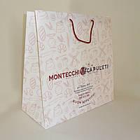 Бумажный пакет для ресторана, фото 1