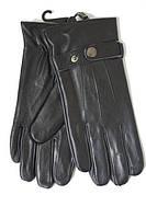 Мужские подростковые кожанные перчатки