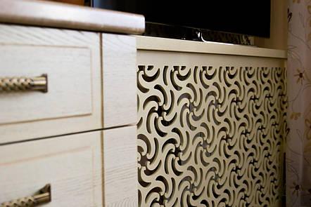 Решетка резная на кухню, фото 2