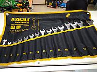 Набор ключей рожково-накидных Sigma