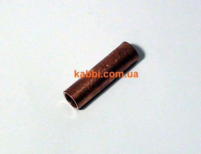 гильза медная гм-4-мм кабельная соединительная kabbi.com.ua