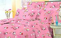 """Детское постельное белье """"Hello Kitty"""" (кроватка)"""