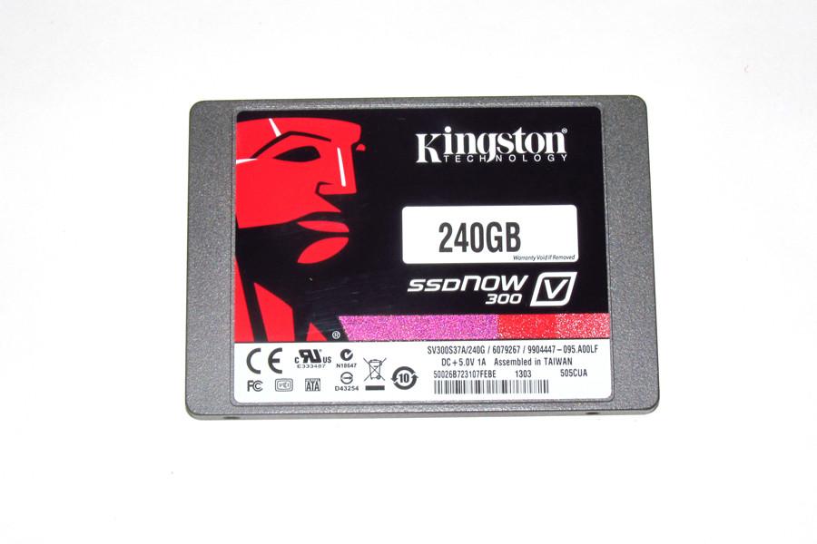 "Kingston SSD Now V300 240GB 2.5"" SATAIII MLC (SV300S37A/240G)  ""Over-Stock"""