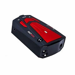 Антирадар (радар-детектор) русский голос TW-V7 красный
