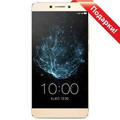 "★Смартфон 5.5"" LeEco (LeTV) S3 X626, 4/32GB Золотистый 10 Ядер HelioX20 Android6 камера 21М + селfи в подарок"