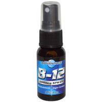 Витамин В 12, Pure Advantage, спрей, 500 мкг, 29.57 мл
