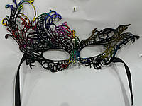 Карнавальные маски, сексуальные, ажурные и венецианские 24