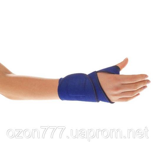 Неопреновая повязка на лучезапястный сустав купить синовит левого коленного сустава