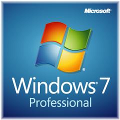 Microsoft Windows 7 Pro 32-bit Rus, OEM (FQC-00790) розкритий