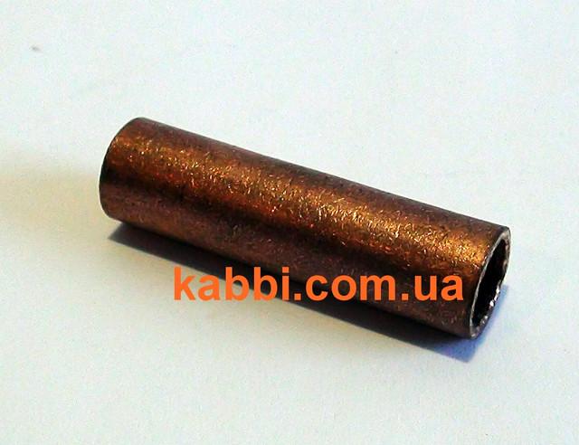 гільза мідна гм-50-11 для кабелю сполучна kabbi.com.ua