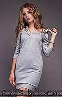 Платье  (S-M) —трикотаж купить оптом и в розницу в одессе  7км