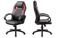 Крісло офісне комп'ютерне Homekraft RACER, фото 1