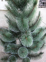 Новогодняя искусственная сосна 0,9 метра с имитацией инея, фото 3