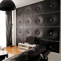 Гіпсові 3д панелі Sound