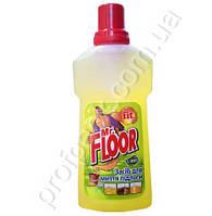 Моющее средство универсальное лимон, Mr. Floor, 1л