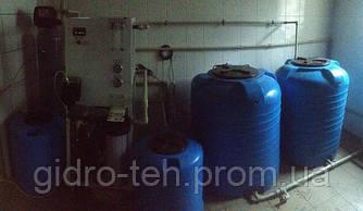 Обратный осмос для промывки оборудования в Кривом Роге