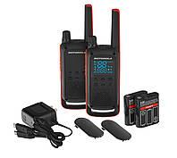 Радиостанции Motorola Talkabout T82 Twin Pack & Chgr WE, фото 1