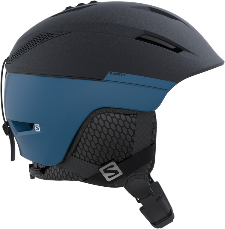 Горнолыжный шлем Salomon Helmet Ranger ombre blue/hawaiian su (MD)