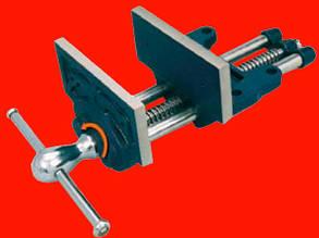 Groz 39011 WWV/R/7 ручные столярные тиски для дерева быстрого зажима 175мм