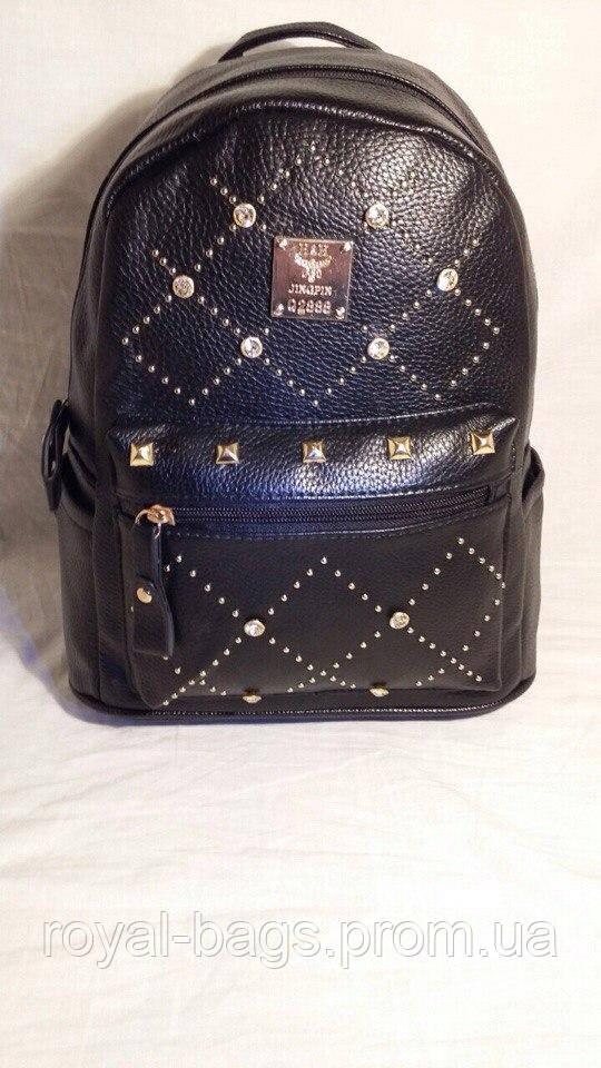 Рюкзак H&H Черный Big
