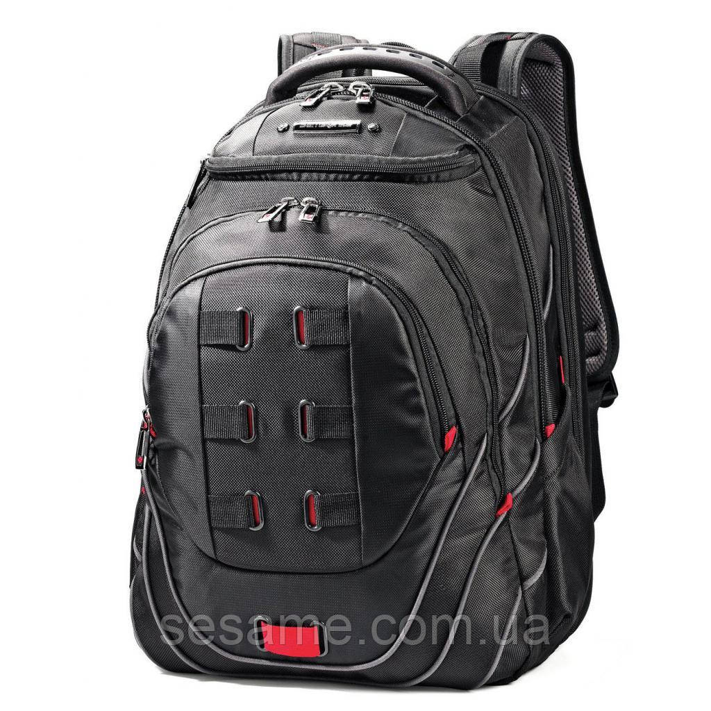 "Рюкзак для ноутбука Samsonite 17.3 "" Leviathan black\red (USA)"