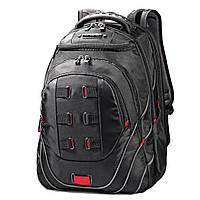 """Рюкзак для ноутбука Samsonite 17.3 """" Leviathan black\red (USA), фото 1"""