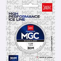 Жилка моно зимова Lucky John MGC  0,12 / 30м