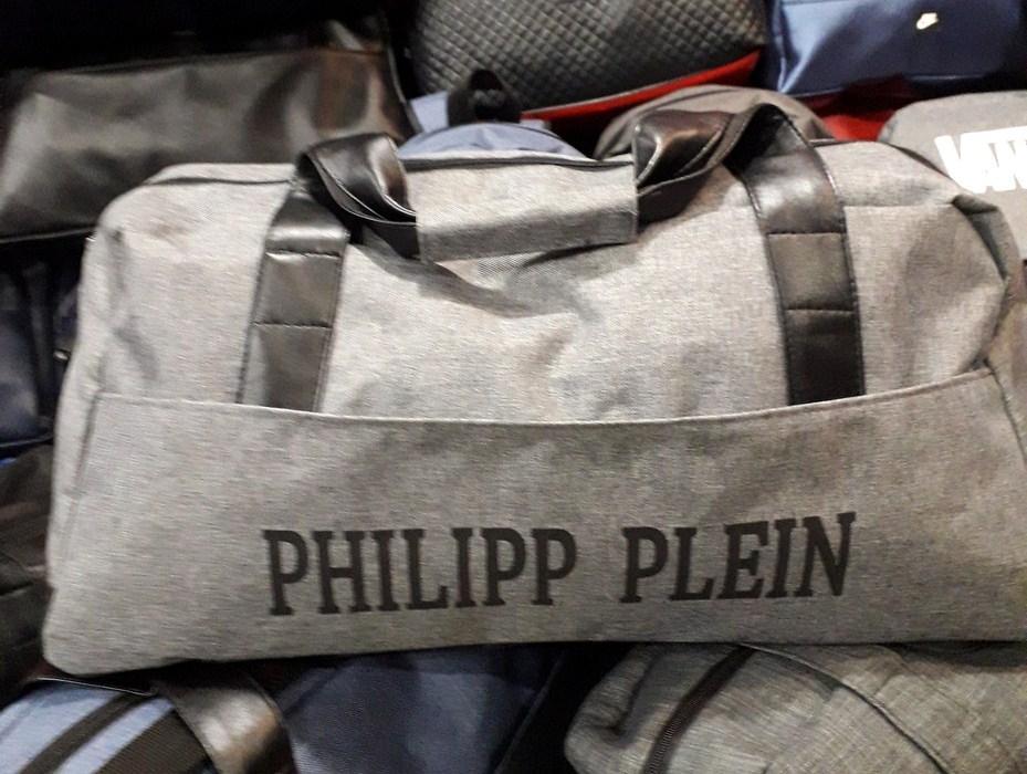 93090be2ccf5 Спортивная сумка Philipp Plein 115214 (55 см х 30 см х 25 см) багажная