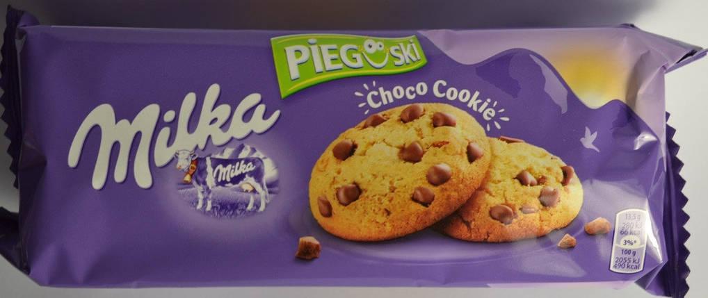 Печенье Milka Choco Cookie 135 гр., фото 2