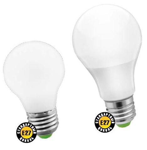 Лампа светодиодная NLL A55 5 W 2700K E27 NAVIGATOR