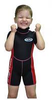 Короткие детские гидрокостюмы для плавания Sigma Sub (миникомбинезоны)