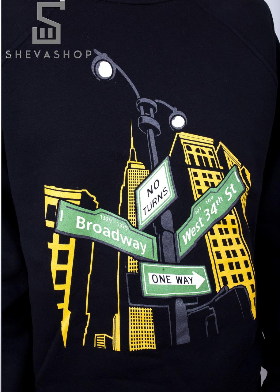 552b02241e0 Свитшот Liberty - Broadway Black - купить по лучшей цене в Харькове ...