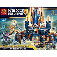Конструктор Lele 32028 Нексо Найтс Королевский замок Найтон (аналог Lego Nexo Knights 70357)