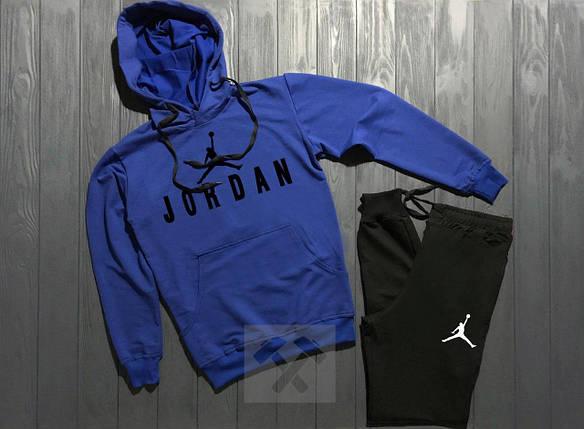 Весенний костюм спортивный Jordan топ реплика, фото 2
